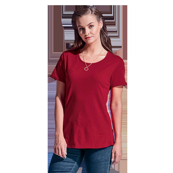 Ladies 145g Barron Crew Neck T-Shirt