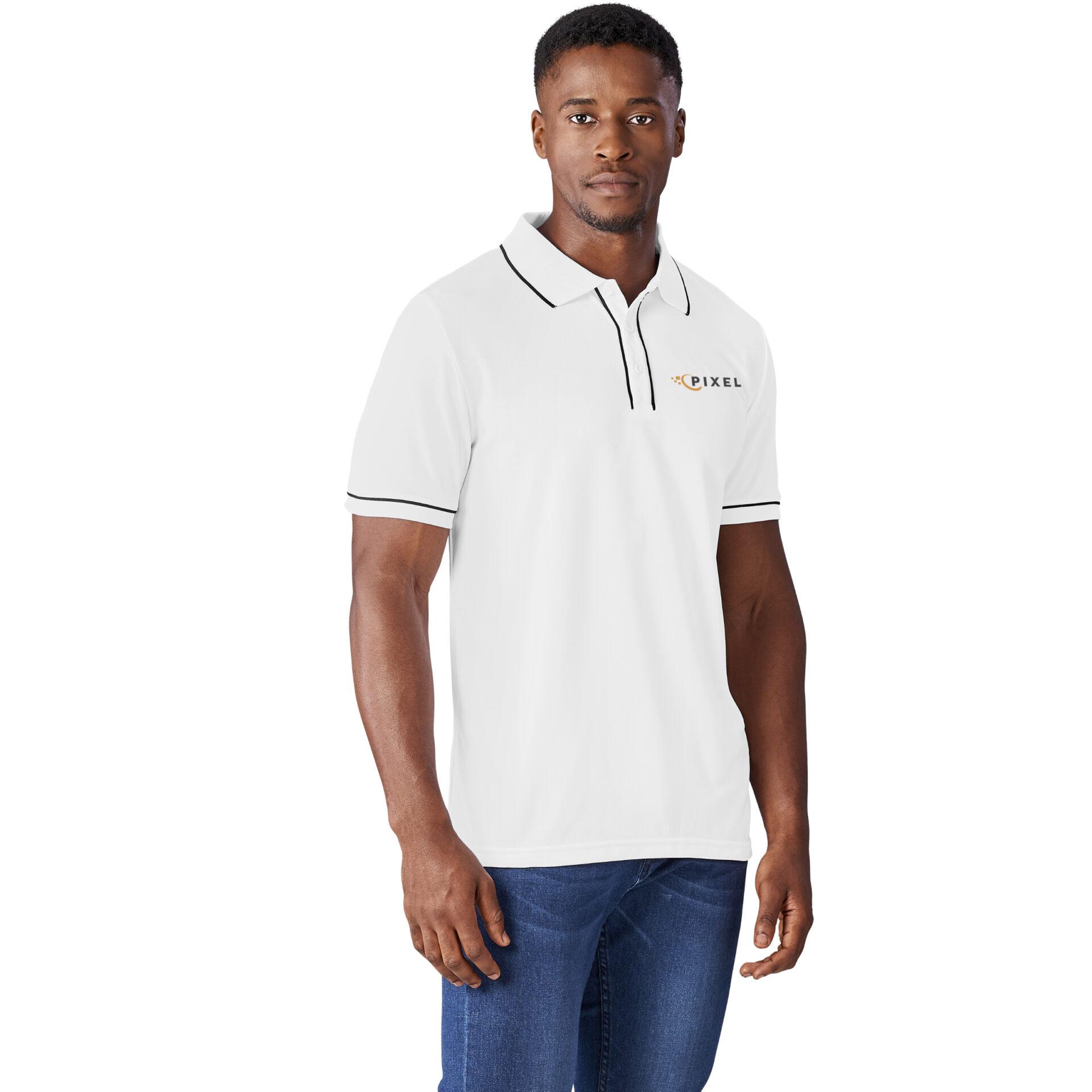 Mens Osaka Golf Shirt